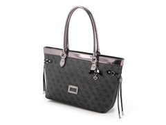 Guess Madaket East/West Carryall Handbag, Pewter