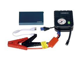 Uniden Auto Jump Starter with Air Pump