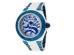Sport - White/Blue Dragon