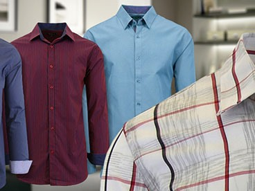 Dress Shirts are Back!