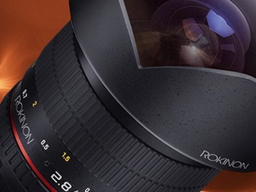 Rokinon Camera Lenses