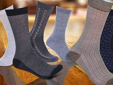 Kaiser 6-Pack Men's Dress Socks