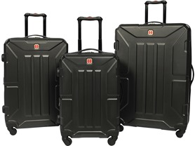 Travel Hard Wear Matrix 3pc Set 3-Colors