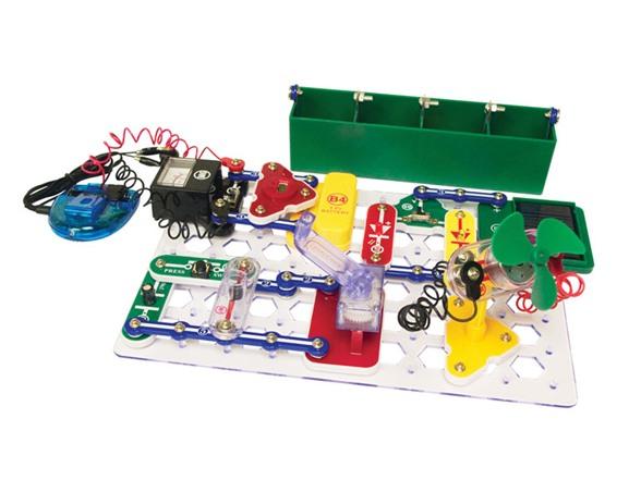 Snap Circuits Green Edition 36dff349-5cd6-4d68-b9ce-14ff45ffacff