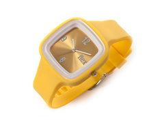 Flex Watch Mini Yellow