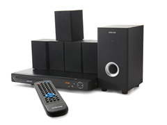 5.1 Channel Home Theater w/DVD Player