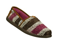 Skechers Women's Bob's- Happy Pink/Multi