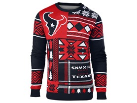 NFL Ugly Sweater (Texans or 49ers)