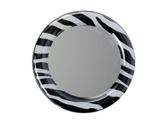 Mirror - Black Zebra