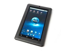 "ViewSonic ViewBook 7"" 8GB Tablet"