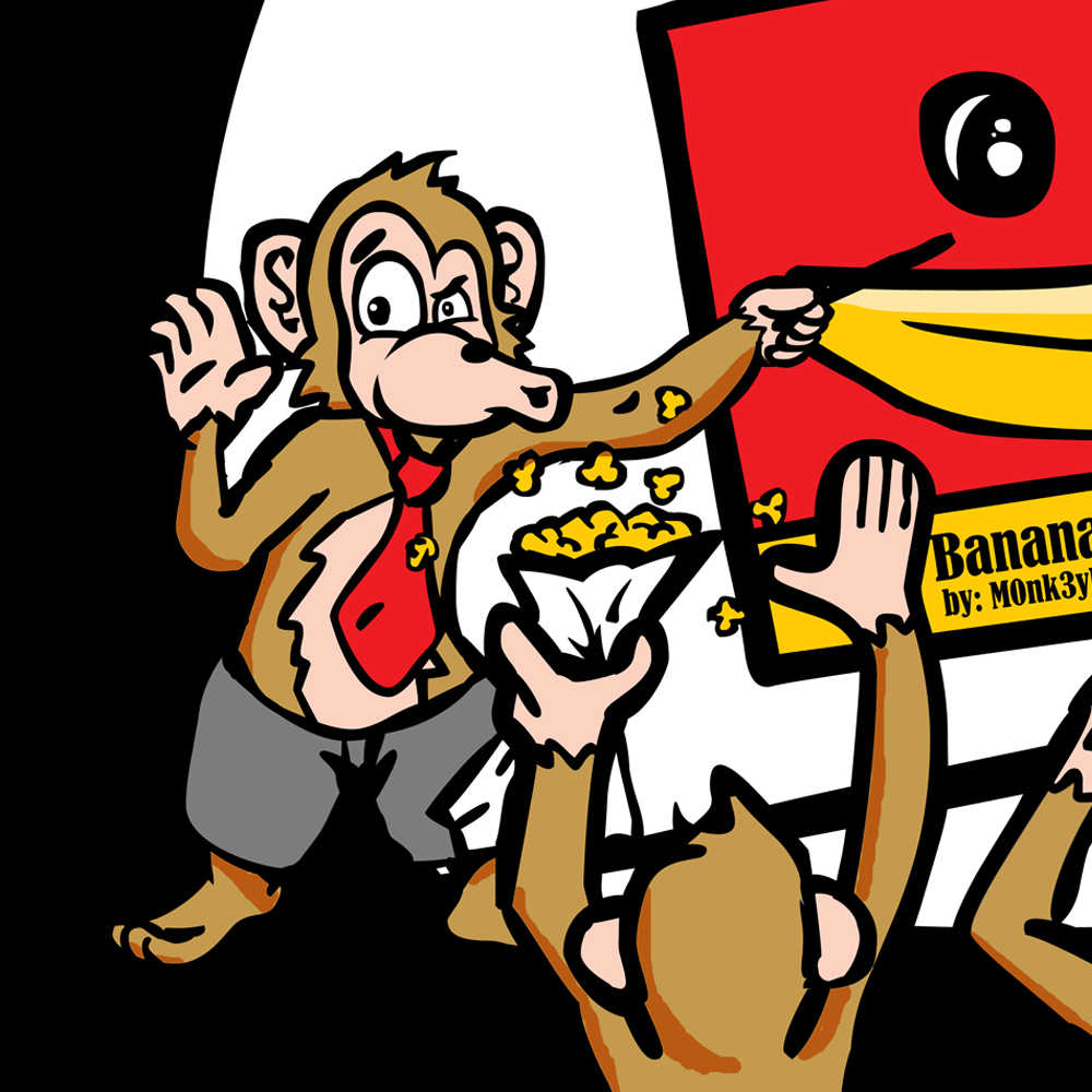 Voting is No Monkey Business!