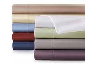 500TC 100% Pima Cotton Damask Bedding-9 Colors