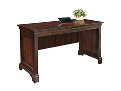 54' Writing Desk w/ Drop Front Drawer