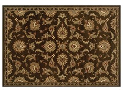 Emery Brown-Green Rug (Multiple Sizes)