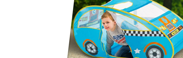 Fun2Give Pop-It-Up Tents & More