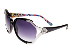 """The Beatles"" Semi-Rimless Sunglasses"