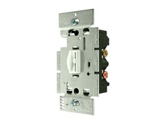 3-Way Qoto Dimmer and Switch, White