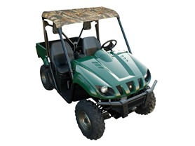 QuadGear UTV Roll Cage Top