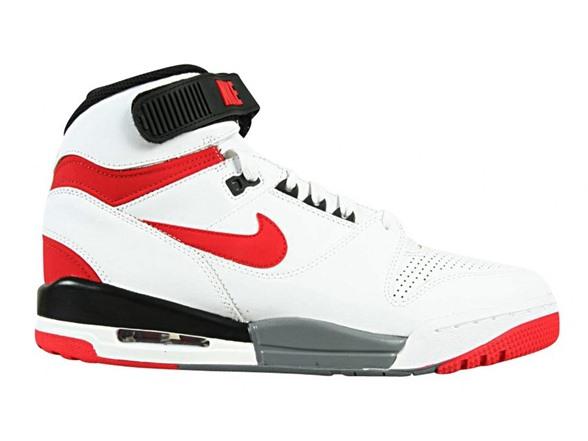 af74393e82987 Air Revolution - White/Red