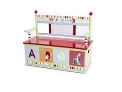 Alphabet Soup Toy Box