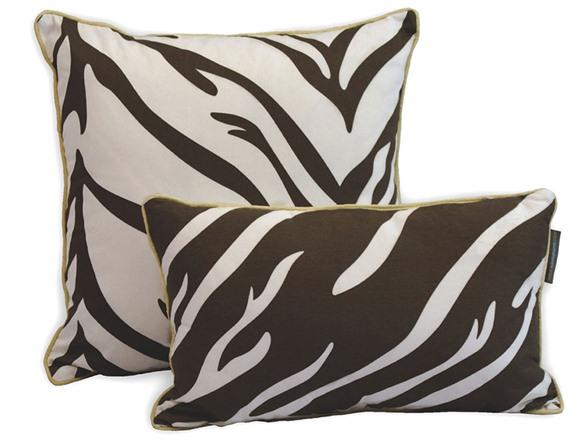 Decorative Zebra Pillows : Zebra Decorative Pillow