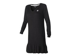 Beverly Hills Polo Cl Sweater Dress, Black