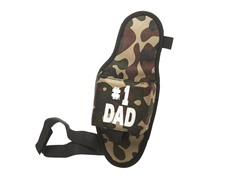 Holster Up! Camo #1 Dad Beer Holster