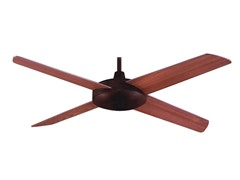 Affinity Fan, Heatherstone with Oak Blades