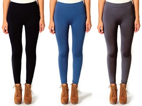 Daily Haute Women's 6-Pack Leggings - Your Choice