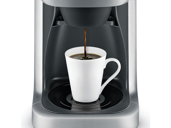 breville coffee maker how to use
