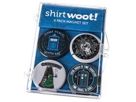 Doctor Magnet 4-Pack