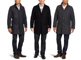 Tommy Hilfiger Men's Coats - 2 Styles