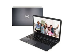 "Dell 15.6"" Intel i7 Touch Laptop - Moon Silver"