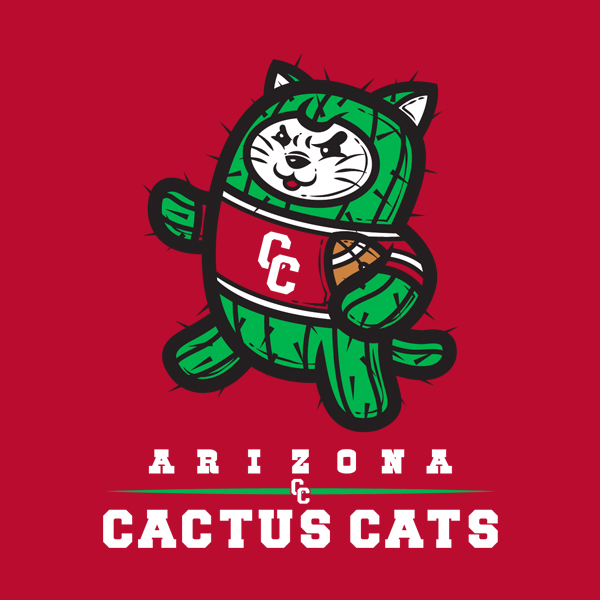 Arizona Cactus Cats
