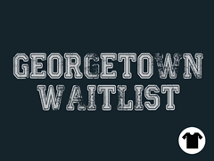 Georgetown Waitlist