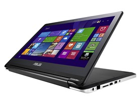 "Asus 15.6"" Intel i5 Convertible Notebook"