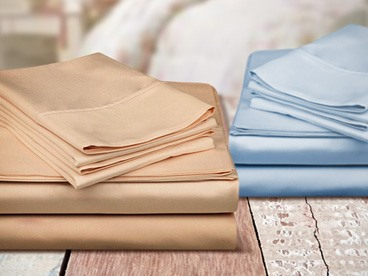 Impressions 300TC 100% Cotton Sheet Sets