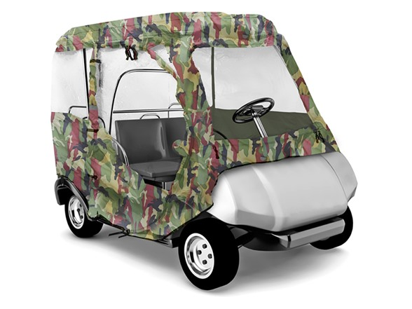 Precedent Club Car Golf Cart Cover