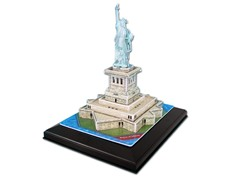 Statue of Liberty 3D Puzzle with Lights