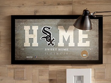 Home Sweet Home Sports Signs