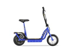 eZip E-500 Electric Scooter, Blue