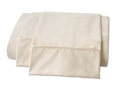 1000TC Sheet Sets - Cream - Queen