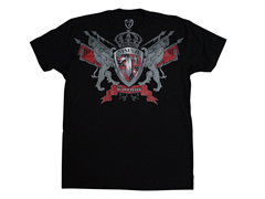 Torque Code Of Arms Black Shirt