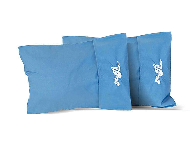 MyPillow 2-Pack Roll & Go Travel Pillow