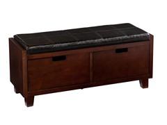 Capistrano 2-Drawer Bench