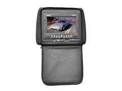 "7"" DVD Headrest Monitor - Black"
