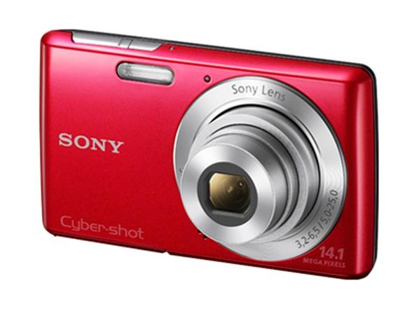 Sony Cyber-shot 14.1MP Digital Camera