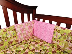 Nickelodeon Dora The Explorer-  Crib Bumper
