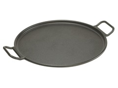 "Lodge 14"" Cast Iron Baking Pan - Black"