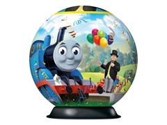 72-Pc Thomas Birthday Surprise 3D Puzzle Ball